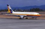 kumagorouさんが、鹿児島空港で撮影した日本エアシステム A300B4-622Rの航空フォト(写真)