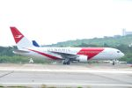 kohei787さんが、アントニオ・B・ウォン・パット国際空港で撮影したダイナミック・エアウェイズ 767-246の航空フォト(写真)