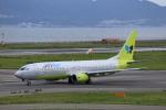 T.Sazenさんが、関西国際空港で撮影したジンエアー 737-86Nの航空フォト(写真)