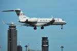 パンダさんが、成田国際空港で撮影した国土交通省 航空局 BD-700-1A10 Global Expressの航空フォト(飛行機 写真・画像)