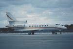 kumagorouさんが、仙台空港で撮影したアメリカ企業所有 Falcon 900の航空フォト(写真)