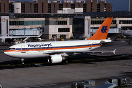 Gambardierさんが、フランクフルト国際空港で撮影したハパック ロイド フルーク A310-204の航空フォト(飛行機 写真・画像)