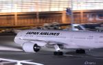 MA~RUさんが、羽田空港で撮影した日本航空 787-8 Dreamlinerの航空フォト(写真)