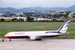 amagoさんが、名古屋飛行場で撮影したカナディアン航空 767-38E/ERの航空フォト(写真)