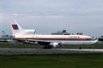 Gambardierさんが、伊丹空港で撮影したユナイテッド航空 L-1011-385-3 TriStar 500の航空フォト(飛行機 写真・画像)
