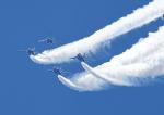じーく。さんが、千歳基地で撮影した航空自衛隊 T-4の航空フォト(写真)