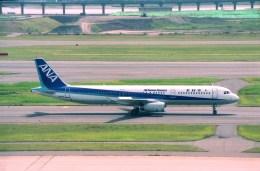 リョウさんが、羽田空港で撮影した全日空 A321-131の航空フォト(飛行機 写真・画像)