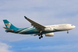 航空フォト:A4O-DC オマーン航空 A330-200