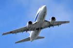 tsubasa0624さんが、那覇空港で撮影したANAウイングス 737-5L9の航空フォト(飛行機 写真・画像)