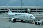 tsubasa0624さんが、那覇空港で撮影した日本トランスオーシャン航空 737-4Q3の航空フォト(写真)
