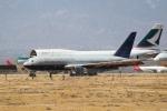 ZONOさんが、サザンカリフォルニアロジステクス空港で撮影したユナイテッド航空 767-222の航空フォト(飛行機 写真・画像)