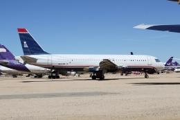 ZONOさんが、サザンカリフォルニアロジステクス空港で撮影したUSエアウェイズ A320-231の航空フォト(飛行機 写真・画像)
