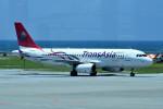 tsubasa0624さんが、那覇空港で撮影したトランスアジア航空 A320-233の航空フォト(写真)