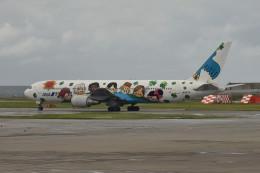 tsubasa0624さんが、那覇空港で撮影した全日空 767-381の航空フォト(飛行機 写真・画像)