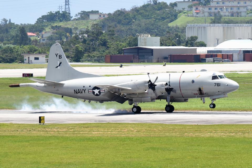 tsubasa0624さんのアメリカ海軍 Lockheed P-3 Orion (160761) 航空フォト