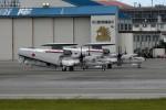 tsubasa0624さんが、那覇空港で撮影した航空自衛隊 E-2C Hawkeyeの航空フォト(写真)