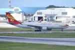 tsubasa0624さんが、那覇空港で撮影した香港航空 A330-223の航空フォト(飛行機 写真・画像)