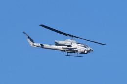 tsubasa0624さんが、普天間飛行場で撮影したアメリカ海兵隊 AH-1W SuperCobraの航空フォト(飛行機 写真・画像)