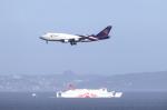 SKYLINEさんが、関西国際空港で撮影したタイ国際航空 747-4D7の航空フォト(写真)