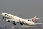 take_2014さんが、羽田空港で撮影した日本航空 777-346の航空フォト(飛行機 写真・画像)