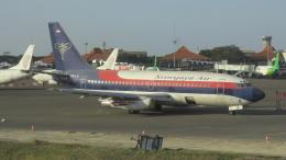 誘喜さんが、スカルノハッタ国際空港で撮影したスリウィジャヤ航空 737-236/Advの航空フォト(飛行機 写真・画像)