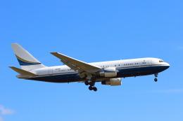 安芸あすかさんが、ロンドン・ヒースロー空港で撮影したポラリス・アヴィエーション・ソリューションズ 767-238/ERの航空フォト(飛行機 写真・画像)