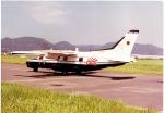 masafumiさんが、小倉空港で撮影した朝日新聞社 MU-2B-30の航空フォト(写真)