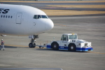 Airfly-Superexpressさんが、鹿児島空港で撮影した日本航空 767-346/ERの航空フォト(写真)