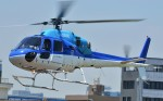 Soraya_Projectさんが、東京ヘリポートで撮影したエクセル航空 AS355N Ecureuil 2の航空フォト(写真)
