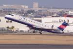 Airfly-Superexpressさんが、宮崎空港で撮影したアイベックスエアラインズ CL-600-2C10 Regional Jet CRJ-702の航空フォト(写真)