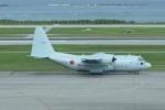 kumagorouさんが、那覇空港で撮影した海上自衛隊 C-130Rの航空フォト(飛行機 写真・画像)