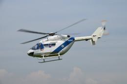 東京ヘリポート - Tokyo Heliport [RJTI]で撮影されたディーエイチシー - DHC Corporationの航空機写真