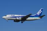 Scotchさんが、小松空港で撮影したエアーネクスト 737-54Kの航空フォト(飛行機 写真・画像)