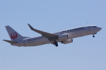 Airfly-Superexpressさんが、広島空港で撮影した日本航空 737-846の航空フォト(写真)