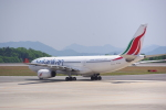 Airfly-Superexpressさんが、広島空港で撮影したスリランカ航空 A330-243の航空フォト(写真)