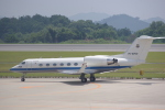 Airfly-Superexpressさんが、広島空港で撮影した航空自衛隊 U-4 Gulfstream IV (G-IV-MPA)の航空フォト(写真)