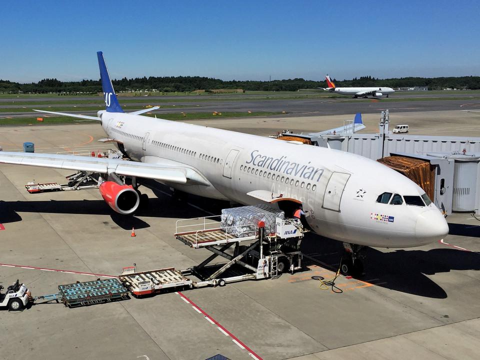 tsubasa0624さんのスカンジナビア航空 Airbus A340-300 (LN-RKG) 航空フォト
