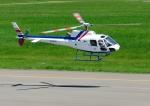 じーく。さんが、札幌飛行場で撮影した北海道航空 AS350B2 Ecureuilの航空フォト(写真)
