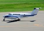 じーく。さんが、札幌飛行場で撮影した中日本航空 B200 Super King Airの航空フォト(飛行機 写真・画像)