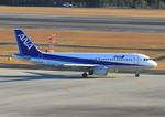 ふじいあきらさんが、広島空港で撮影した全日空 A320-211の航空フォト(飛行機 写真・画像)