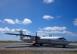 todotaさんが、ファアア国際空港で撮影したエア・タヒチ ATR-72-500 (ATR-72-212A)の航空フォト(飛行機 写真・画像)