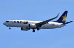 佐治足康(Emty300改め)さんが、神戸空港で撮影したスカイマーク 737-82Yの航空フォト(飛行機 写真・画像)