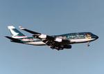 SKYLINEさんが、成田国際空港で撮影したキャセイパシフィック航空 747-467の航空フォト(写真)