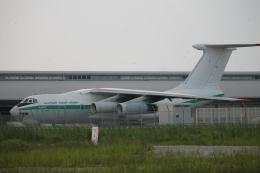 日向雪兎さんが、福岡空港で撮影したアルジェリア空軍 Il-76TDの航空フォト(写真)