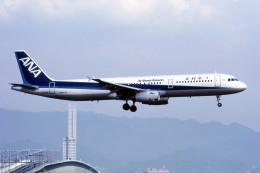 Gambardierさんが、関西国際空港で撮影した全日空 A321-131の航空フォト(飛行機 写真・画像)