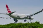 パンダさんが、成田国際空港で撮影したターキッシュ・エアラインズ A330-343Xの航空フォト(写真)