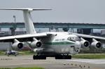sky77さんが、福岡空港で撮影したアルジェリア空軍 Il-76TDの航空フォト(飛行機 写真・画像)