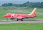 じーく。さんが、新潟空港で撮影したフジドリームエアラインズ ERJ-170-100 (ERJ-170STD)の航空フォト(飛行機 写真・画像)