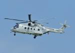 じーく。さんが、新潟空港で撮影した海上自衛隊 MCH-101の航空フォト(飛行機 写真・画像)