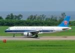 じーく。さんが、新潟空港で撮影した中国南方航空 A320-232の航空フォト(飛行機 写真・画像)